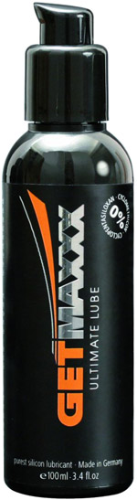 GETMAXXX Ultimate Lube - 100 ml (silicone based)