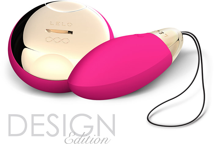 LELO Lyla 2 wireless vibrator - Cerise