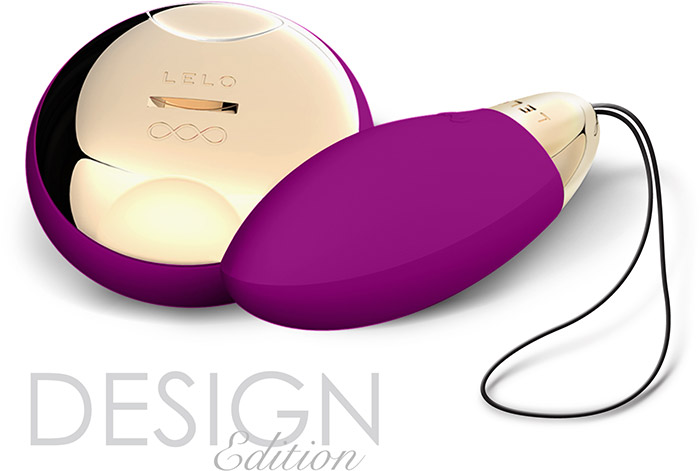 LELO Lyla 2 wireless vibrator - Deep Rose