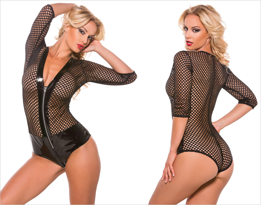 Allure Lingerie XoXo Jumper Teddy (S/L)