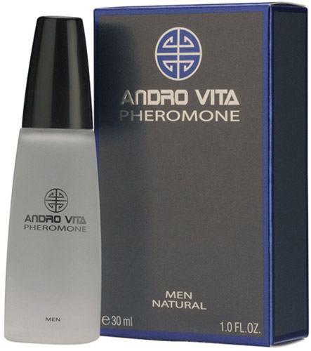Andro Vita Pheromones Natural (for him) - 30 ml