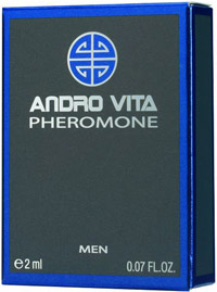 Andro Vita Pheromones Perfume (for him) - 2 ml sample