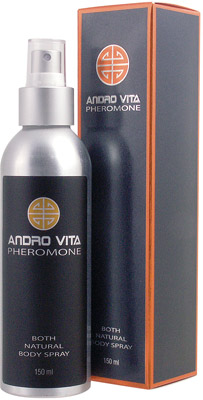 Andro Vita Phéromones Both Natural Body Spray - 150 ml