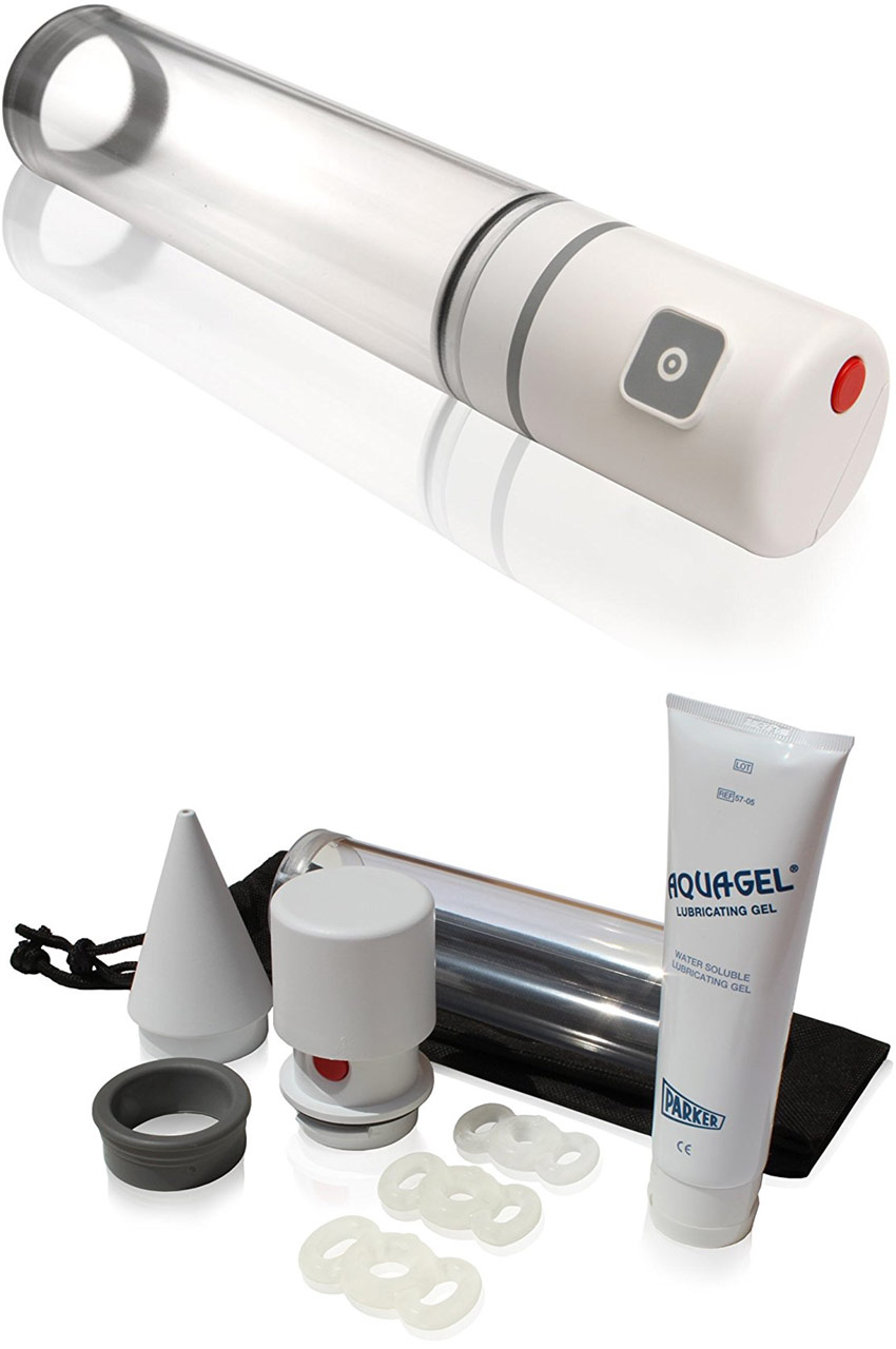 Androvacuum Medical Penis Pump