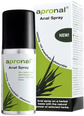 Apronal Anal spray - 15 ml