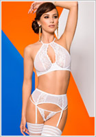 Avanua Catalina Set - White (L/XL)