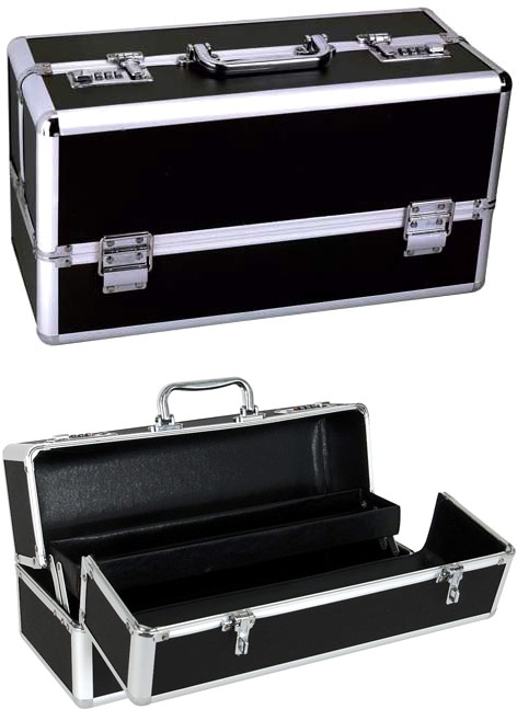 Sex Toy Storage Case - Black