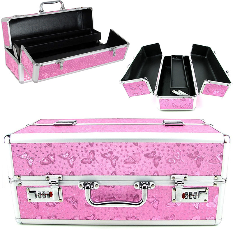 Sex Toy Storage Case - Pink
