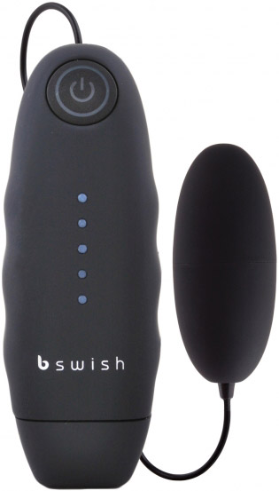 B Swish Bnaughty Classic Remote Controlled Vibrating Egg