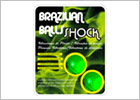 Brazilian Balls Shock stimulating & exciting lubricating balls