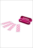 Bye Bra Dress Tape Adhesive strips for the neckline - 30 pieces