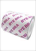 Bye Bra Breast Tape Roll adhesive tape for the neckline