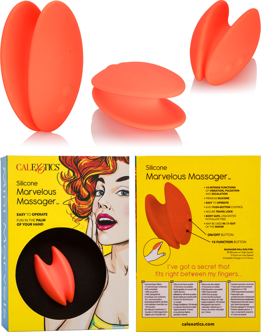 Marvelous Massager mini-vibrator