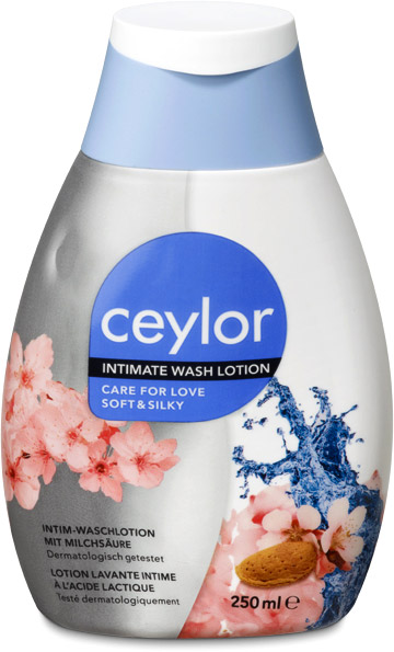 Ceylor Care for Love Intim-Waschlotion - 250 ml