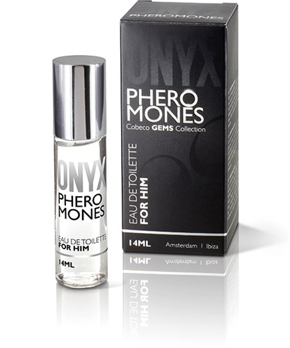 ONYX Pheromones Eau de Toilette (for him) - 14 ml