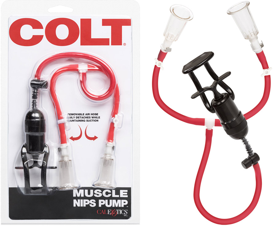 COLT Muscle Nips nipple pump