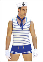 Saresia sexy sailor costume (S/L)