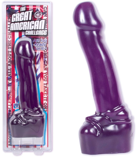 Doc Johnson The Great American Challenge XXL dildo