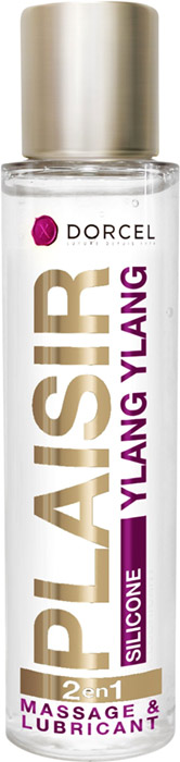 Dorcel PLAISIR Ylang Ylang Lubricant - 100 ml (silicone based)