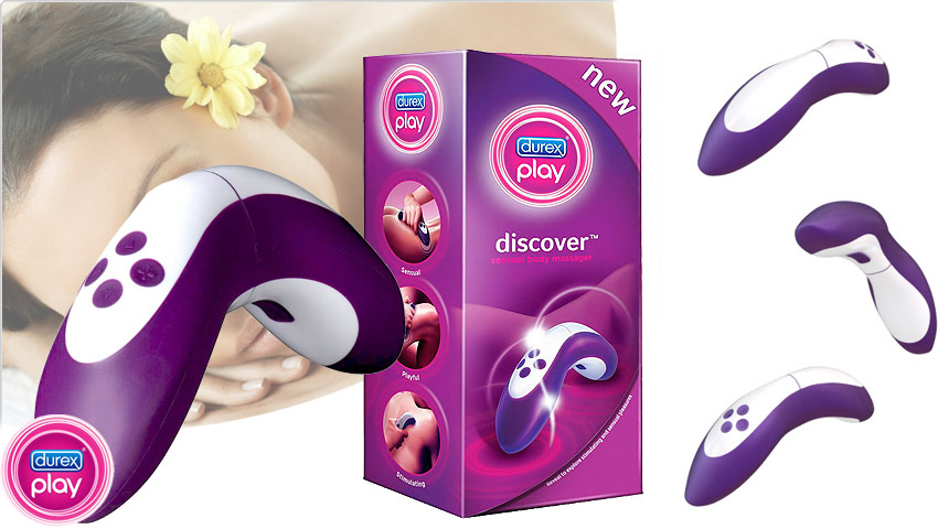 Durex Play Discover Sensual Body Massager