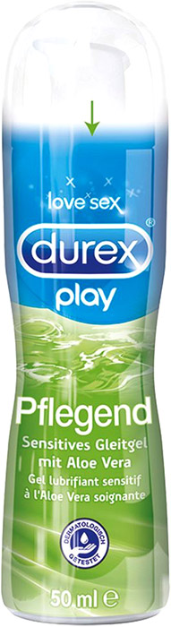 Durex Play Aloe Vera Lubricant Gel - 50 ml (water based)