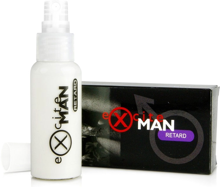 Excite Man Retard - Delay Spray - 30 ml