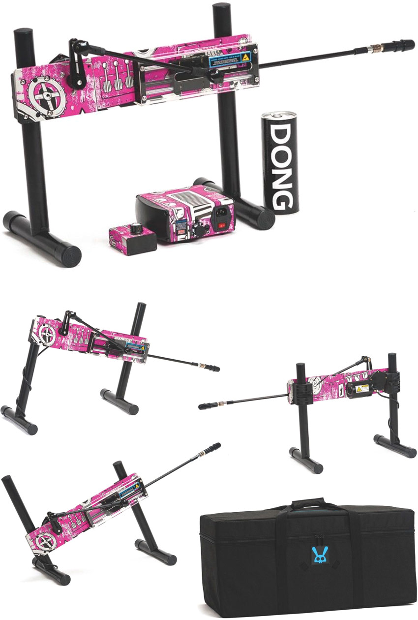 The F-Machine Pro 3 Fuck Machine - Pink