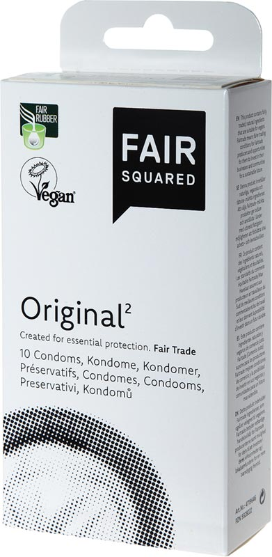 Fair Squared - Original 2 (10 Condoms)