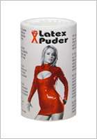 Talcum powder for latex clothes - 50 g