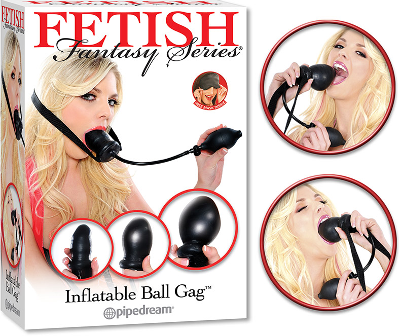 Fetish Fantasy Bâillon Gonflable