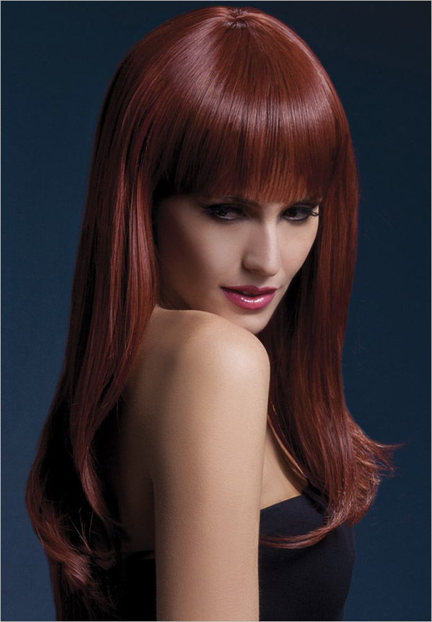 Perruque Fever Wigs Sienna - Châtain