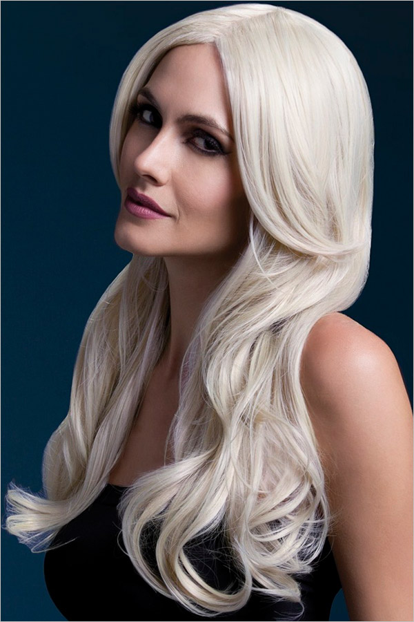 Perruque Fever Wigs Khloe - Blonde
