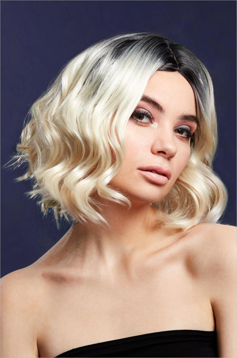 Perruque Fever Wigs Kourtney - Blond
