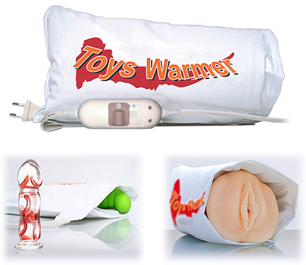 Toys & Flesh Warmer (für Fleshlight, Fleshjack und Sextoys)