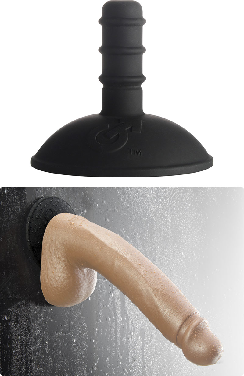 Gif suction cup dildo