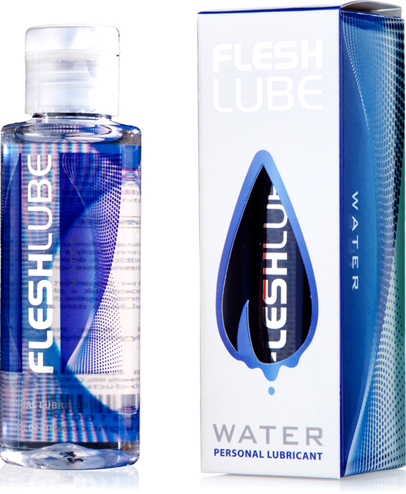 Lubrifiant Fleshlight FleshLube Water - 100 ml
