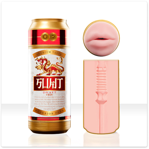 Fleshlight Sex In A Can Gold - Sukit Draft Masturbator