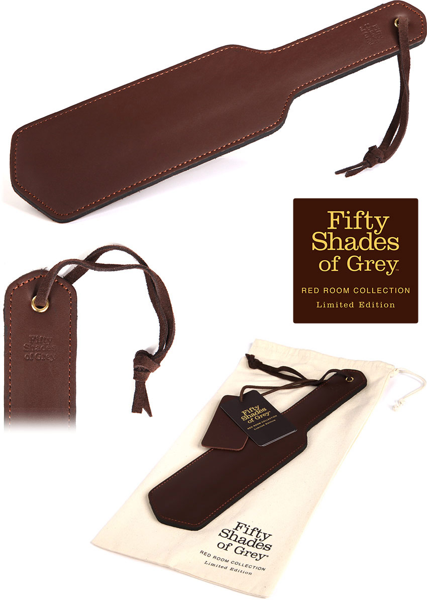 Fifty Shades of Grey Paddle (Red Room Limited Edition)
