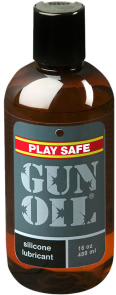 Gun Oil Lubricant - 480 ml (silicone based)