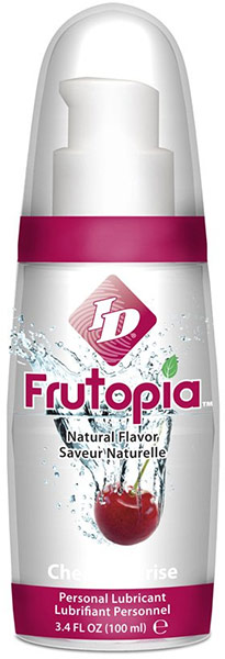 ID Frutopia Lubricant - Cherry - 100 ml (water based)