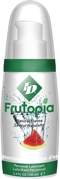 ID Frutopia Lubricant - Watermelon - 100 ml (water based)