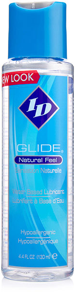 ID Glide Lubricant - 130 ml (water based)