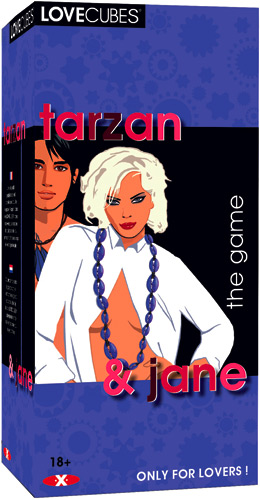 Love Cube Tarzan & Jane (Multilingual)