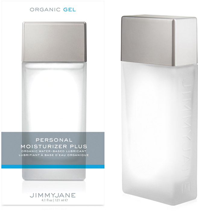 Jimmyjane Organic Gel anal lubricant - 120 ml (water based)