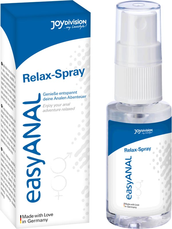 Spray décontractant anal easyANAL - 30 ml