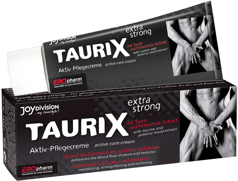 TauriX extra strong Ointment with taurine - 40 ml