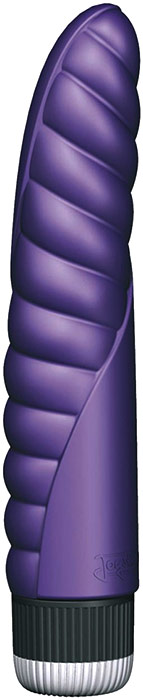 Sextoy Joystick ChrisCross vibrator - Purple