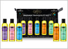 Kamasutra Massage Tranquility Set (5 Massageölen)