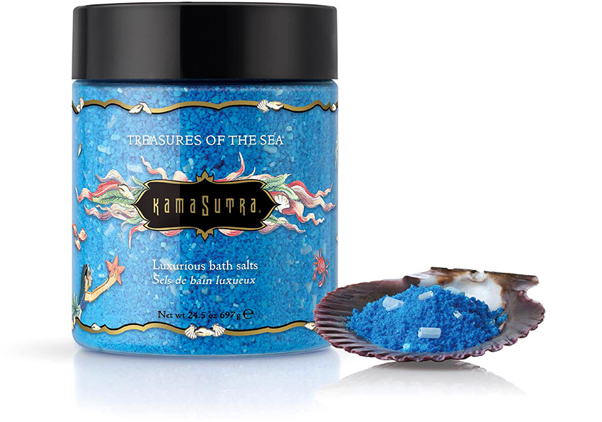 Kama Sutra Treasures of the Sea luxuri�ses Badesalz