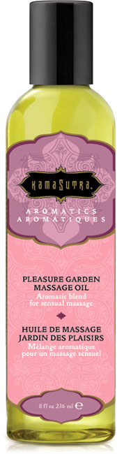 Kamasutra Aromatic Massageöl - Pleasure Garden